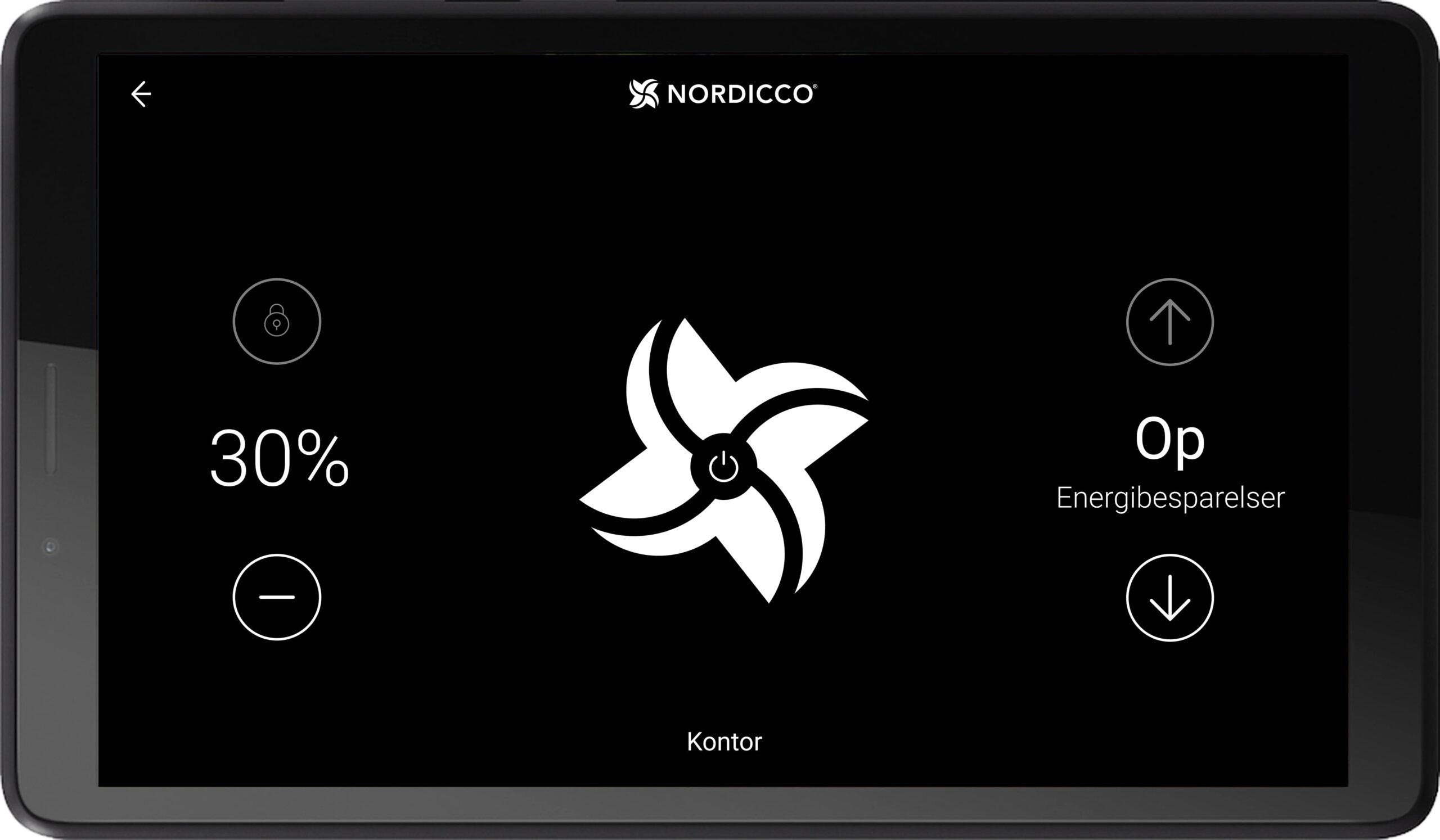 Nordicco surfplatta