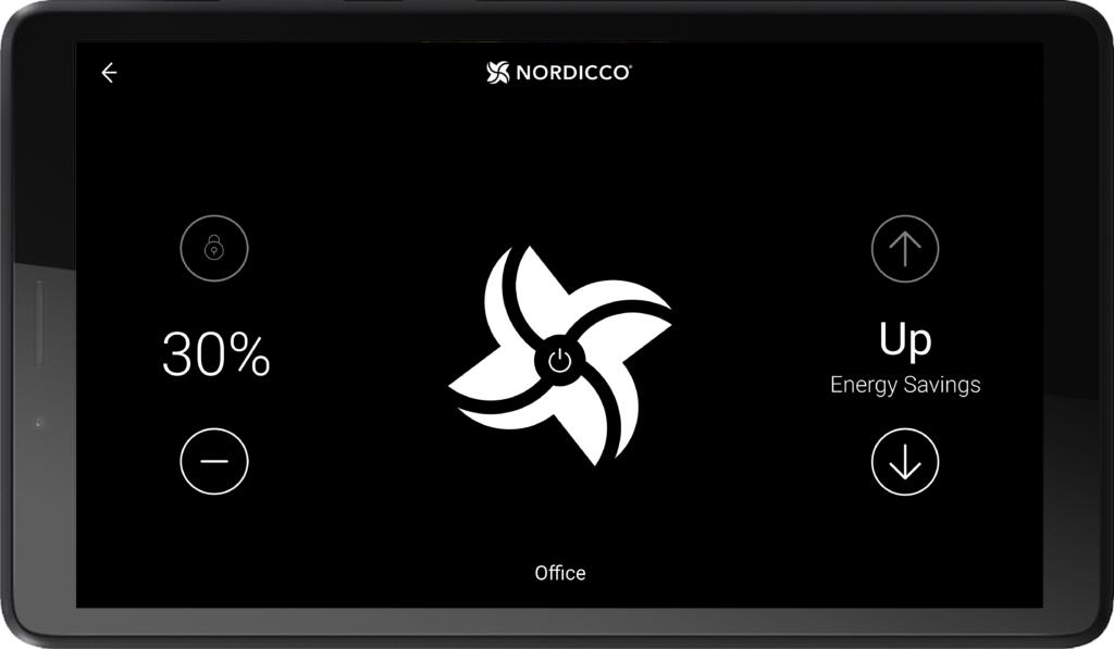 Nordicco App für Tablets