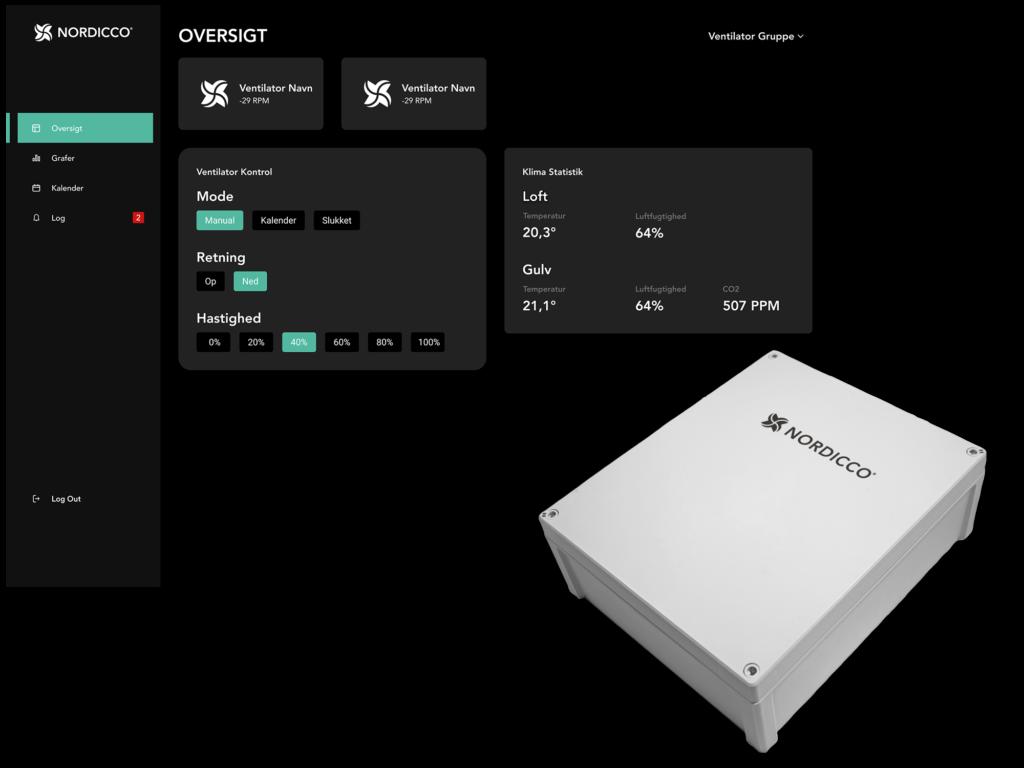 Nordicco FMS und box