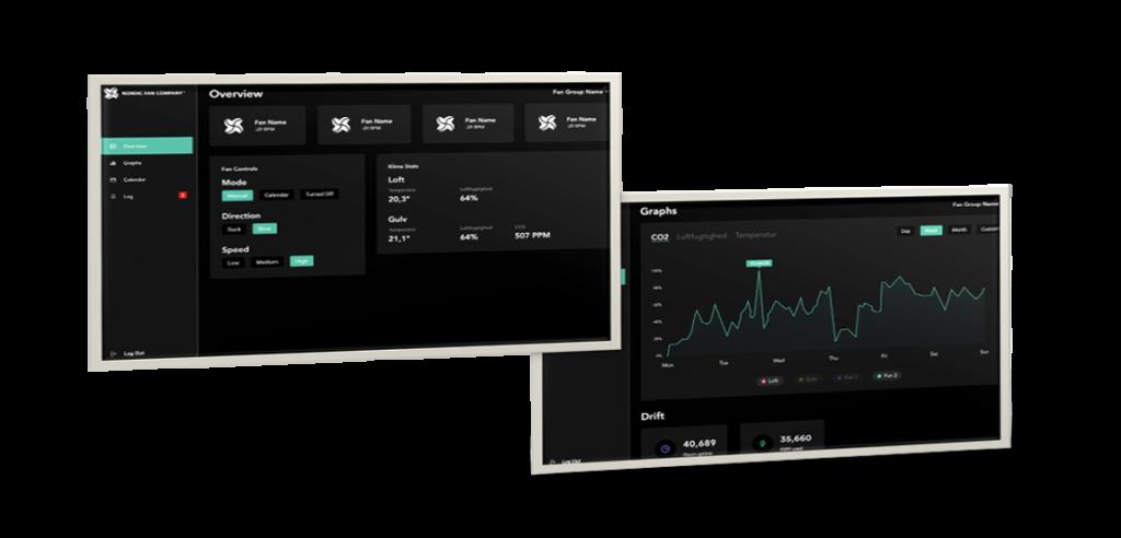 Nordicco FMS steuerung und überwachung