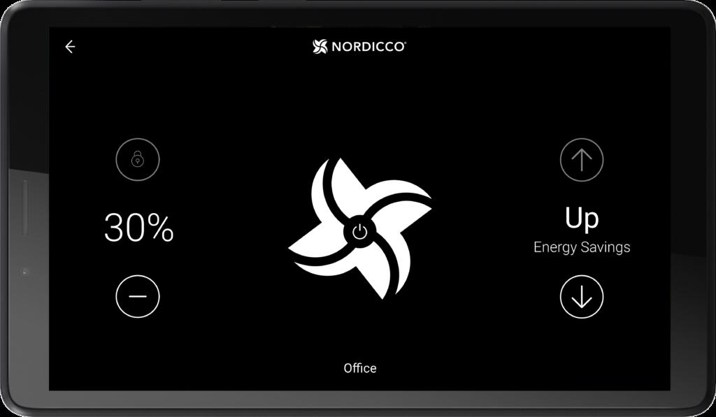 Nordicco draadloze tablet
