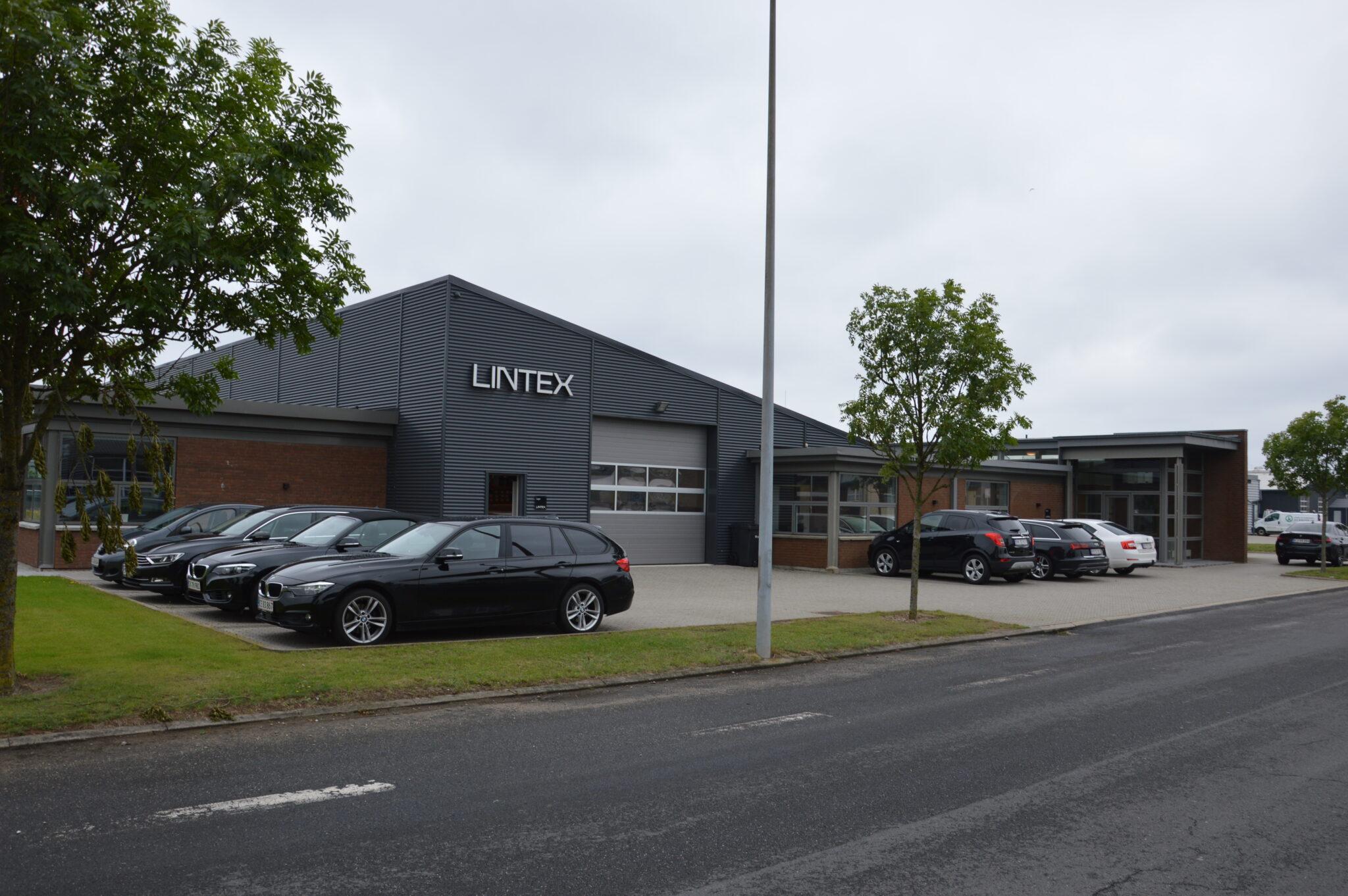 Lintex A/S Nordicco HVLS ventilatorer