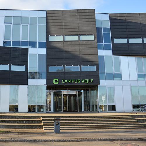 Nordicco Campus Vejle HVLS Fläkt