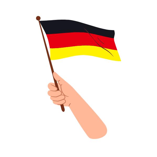 Tysktalende praktikant